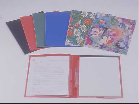 PAD HOLDER 30 SHEETS MEMO PAPER , A4 ; OFFSET PRINTING