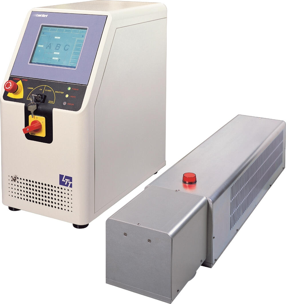 CO2 LASER MARKING MACHINE (CO2 Lasermarkiermaschine)