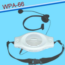 WPA-66 Portable Waistband Amplifier