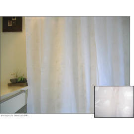 Polyester Shower Curtain - Pearlised Shell (Полиэстер Shower Curtain - Pearlised Shell)