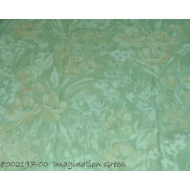 Polyester Shower Curtain - Imagination Green (Полиэстер Shower Curtain - Imagination зеленый)