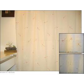 Polyester Shower Curtain - Iced Flower (Полиэстер Shower Curtain - Iced Цветочные)