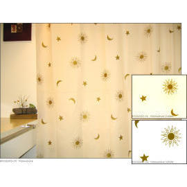 Polyester Shower Curtain - Moonshine (Полиэстер Shower Curtain - Moonshine)