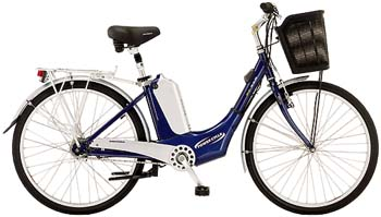 PowerCycle PC550 (battery powered bicycle) (PowerCycle PC550 (на батарейках велосипед))