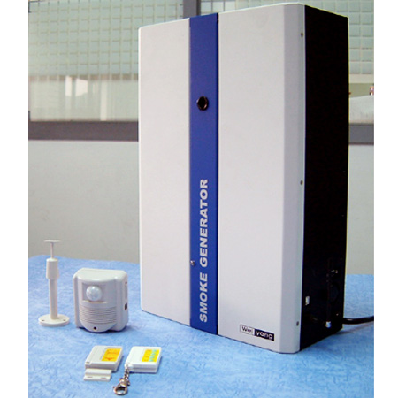 Smog Affright Surveillance,Remote Surveillance System,Alarm,Wireless