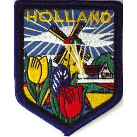 Patch, Badge, Emblem -Souvenir - Netherlands (Патч, значки, Знак-сувениры - Нидерланды)