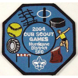 Patch,Badge,Emblem - Scouts (Patch,Badge,Emblem - Scouts)