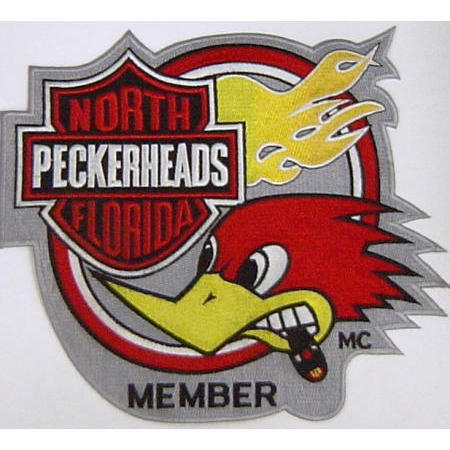 Patch, Badge, Motif, Emblem - Riders Club (Patch, Badge, Motif, Emblem - Riders Club)