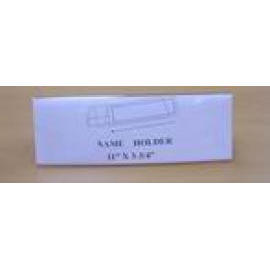 11`` X 3-3/4`` X 3-3/4`` DESKTOP HOLDER (SIGN HOLDER) (11``x 3-3/4``X 3-3/4``Desktop HOLDER (SIGN HOLDER))