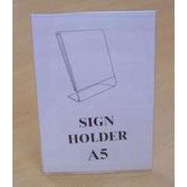 L STYLE A5 (SIGN HOLDER) (L STYLE A5 (SIGN titulaire))