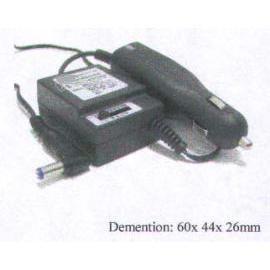 Car battery switching power supply