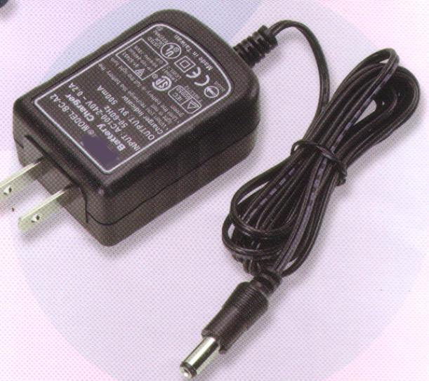 NI-CD/NI-MH BATTERY CHARGER FOR BATTERY PACK