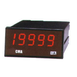 4 1/2 digital Amp/Volt meter