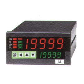 4 1/2 digital micro-process meter