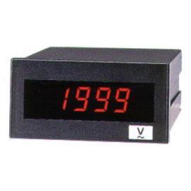 3-1/2 digital panel meter