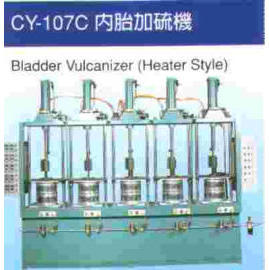 BLADDER Vulcanizer (heater style)