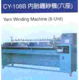 YARN WINDING MACHINE (6 UNITS)