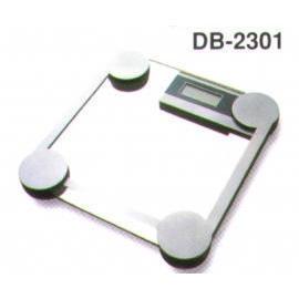 Digital bathroom scale (Цифровые весы)