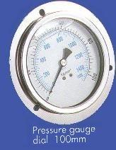 pressure gauge (Манометр)