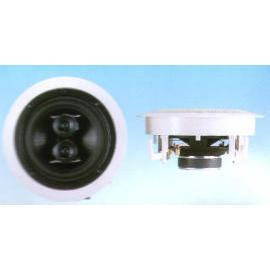 Ceiling Speaker with dual voice (Потолочные акустическая система с двойным голосом)