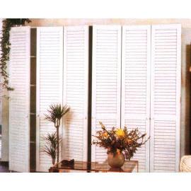 PLASTIC FOLDING DOORS (Пластиковые двери складывающиеся)