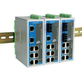 Industrial 8-Port Managed Redundant Ethernet Switch (Промышленная 8-портовый управляемый Redundant Ethernet Switch)