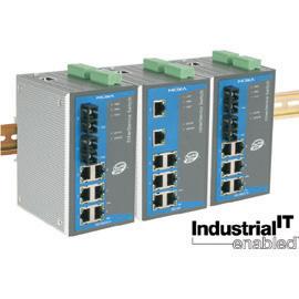 Industrial 8-Port Managed Redundant Ethernet Switches (Промышленная 8-портовый управляемый Redundant Ethernet коммутаторы)