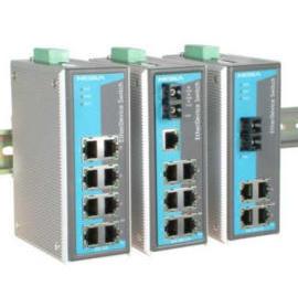 Industrial 8- and 5-Port Unmanaged Ethernet Switches (Промышленный 8 - и 5-портовый Ethernet коммутаторы Неуправляемые)