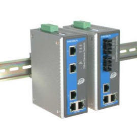 Industrial 5-Port Unmanaged Redundant Ethernet Switches