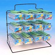 Mini shop display set with rack HI-Luxury box (Mini Shop отображения установить стойку с Hi-люкс окна)