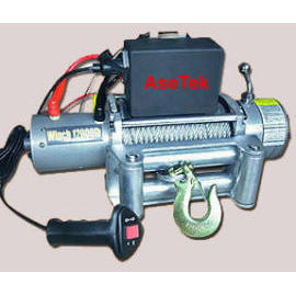 ELECTRIC RECOVERY WINCH