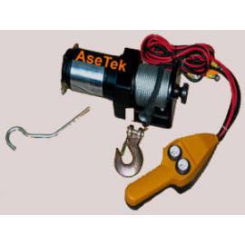 ATV ELECTRIC RECOVERY WINCH (ATV ВОССТАНОВЛЕНИЕ лебедка электрическая)