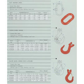 shackle, eye bolt, marine hardware, tow hook, marine hardware, rigging hardware,