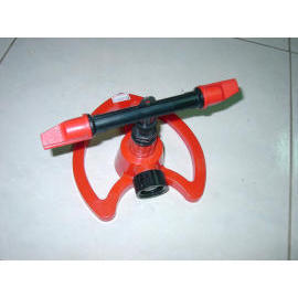 Plastic 2 arm sprinkler