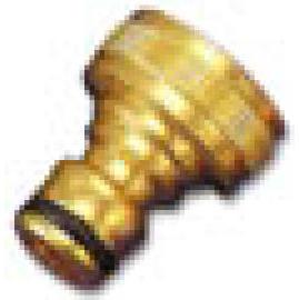 Brass 3/4   Female thread tap adaptor. (Латунь 3 / 4   Женский метчиков адаптера.)