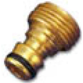 Brass 3/4   Male thread repair adaptor. (Латунь 3 / 4   Мужской адаптер ремонта поток.)