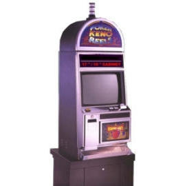 Metal Video Slot Machine