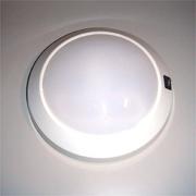J-80916 Ceiling Lamp 12V Fluorescent 2D 16W + 3W night bulb. (J-80916 Потолочный 12V флуоресцентная лампа 2D 16W + 3W ночью лампочку.)