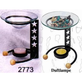 Candle Holder/Aroma Burner 2773