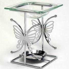 Candle Holder/Aroma Burner-Butterfly