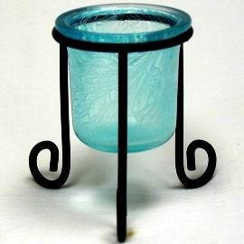 Candle Holder With Iron Wire Stand (Свечи Организатор железной проволокой Стенд)