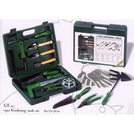 11pcs Gardening Tools set (Садовый инвентарь 11pcs набор)