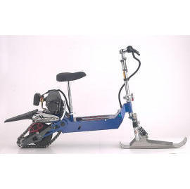 CHAIN SNOW SCOOTER (GENERAL ROADS AVAILABLE)
