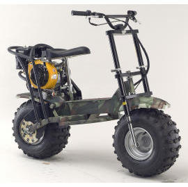 JUMBO 2- WHEEL SCOOTER (JUMBO 2 - Wh l SCOOTER)