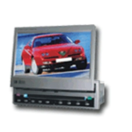 MOBILE DVD PLAYER 7`` TFT LCD SCREEN
