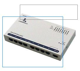 Easy Fit Ethernet Switch (Easy Fit Ethernet коммутатор)