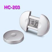 Thermometer calendar alarm clock (Термометр Календарь Будильник)