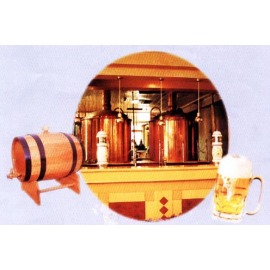 Draught beer Brewery MACHINERY