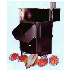 WARM MEAT CARVE OUT MACHINE