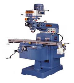 PF-3SB& PF-3VSB Vertical Turret Milling Machine (PF-PF-3SB & 3VSB Vertical Turret Milling Machine)